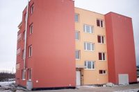 Výstavba obytného domu, Čaklov