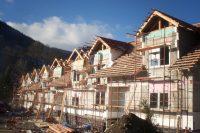 Výstavba radových obytných domov, Čaklov