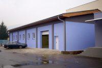 Kompletná stavba priemyselnej haly, Kysucké Nové Mesto