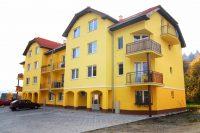 Výstavba bytového domu, Petrovce
